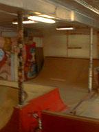 Skank Skats Indoor Mini-Ramp Complex